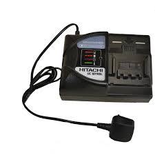 hitachi 18v battery. hitachi uc18yrsl 14.4v-18v lithium-ion battery charger 18v