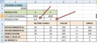 Ejemplo De Uso De Solver Con Macros Excel Avanzado