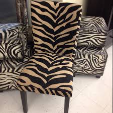 animal print furniture at hobby lobby accent chairs animal print dining chairs