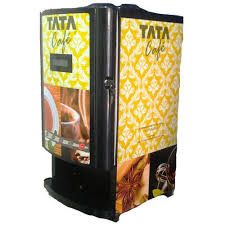 Coffee Vending Machine Pictures Enchanting TATA Coffee Vending Machine At Rs 48 Piece Coffee Vending