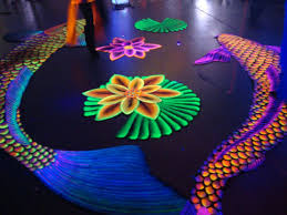 photo 9 of 11 exceptional black light rug 9 how to make invisible blacklight paint bedroom neon sheets black