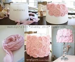 Diy Lampshade Diy Lampshade Rosesoh La Laso Cute For A Nursery Crafts