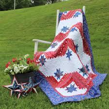 Stars & Stripes Quilts of Valor Pattern tutorial | Quilt Addicts ... & Stars and Stripes quilt pattern, patriotic quilt pattern, Quilts of Valor,  Quilts of Adamdwight.com
