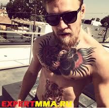 конор макгрегор прокомментировал свою новую татуировку Expert Mma