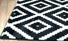 solid black rug 8 x 10 black and white area rug black white striped rug black