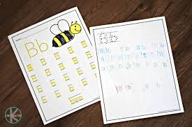 She has done a lot of interesting things. Free A To Z Worksheets For Kindergarten