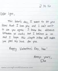 Sample Love Letter To My Future Wife With Write A In Plus