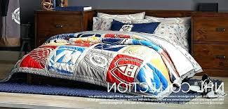 nhl bedding sets hockey nhl crib bedding sets