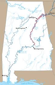 coosa river – coosa alabama river improvement assn
