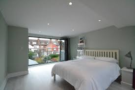 bryanstone road loft conversion bedroom