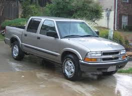 1999 Chevrolet S-10 pickup – pictures, information and specs ...