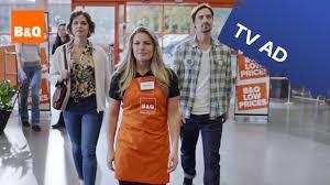 B And Q Kitchen Flooring Bq Flooring Paint Storage Deals Tv Advert Heather Youtube