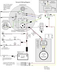ignition coil wiring diagram motorcycles wiring diagram and vincent motorcycle electrics