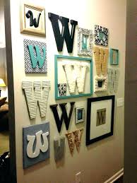 wood letters decorative wall letters decorative wood
