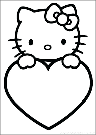 Large Printable Valentine Coloring Pages Free Valentines Day