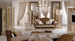 Furniture:Luxury Italian Sofa Furniture With White Leather Fits With Brown  Tufted Leathered Style Class