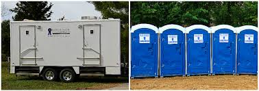 Bathroom Trailer Rental Beauteous Restroom Trailers Vs Porta Potties Which Is Best