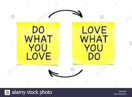 How To Do A Quote For A Job Handwritten Motivational Quote Do What You Love Love What