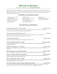 job description for a dentist emt job description for resume resume template emt job description