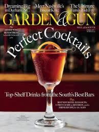 garden and gun magazine. Garden \u0026 Gun Magazine: Feb/March 2017 Edition And Magazine 0
