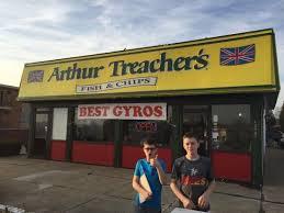 Arthur Treachers Fish Chips Garfield Heights