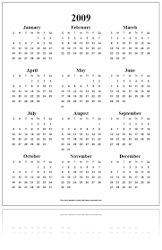 The Year Calendar Free Online Calendar Pdf Year On A Page