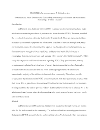 cover letter summary response essay examples examples of summary cover letter best photos of summary paper template mla format examplesummary response essay examples extra medium