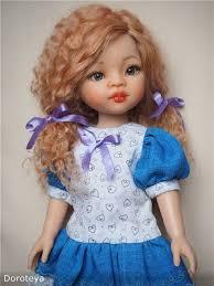 ООАК <b>куклы Паола Рейна</b> (Paola Peina) - малышка Софи ...