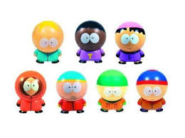 South Park Vending Machine Toys Magnificent Amazon South Park Buildable Figurines Set Of 48 Collectibles 48