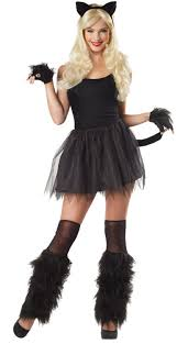 kitty cat costume kit