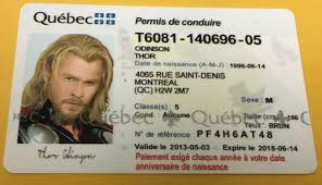 qc Scannable Idviking Id Best Drivers Fake - Template Old License Quebec Ids
