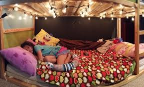 bunk bed lighting. Bunk Bed: Globe Lights. September 14, 2014 Bed Lighting S