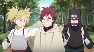 Gaara's Wedding Gift! Temari's Date – Naruto Shippuden 497