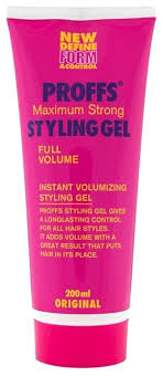 PROFFS <b>гель</b> для укладки <b>Maximum Strong Styling Gel</b> — купить ...