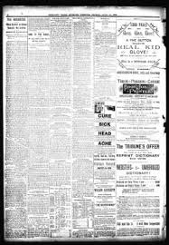 Oakland Tribune from Oakland, California on June 27, 1890 · Page 8