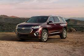 2021 Chevrolet Traverse Prices Reviews And Pictures Edmunds