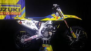 2018 suzuki motocross. wonderful suzuki gotta say it was a pretty cool event and the bike looks damn sweet in  person throughout 2018 suzuki motocross