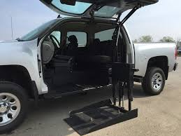 How a Wheelchair Lift For Your Car or Truck Works?