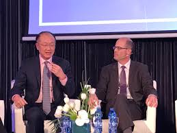 "Keheala on Twitter: ""Israel's Chief Scientist Avi Hasson and @WorldBank  president @JimYongKim discussing innovation for development!… """