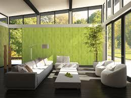 Tapete Bambus Natur Floral Grün Lutèce 96184 3