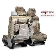 coverking kryptek tactical camo custom seat covers
