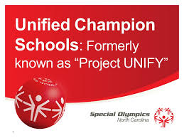 North Carolina The Special Olympics Powerpoint Template Some