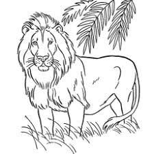 The lion king coloring book. Top 20 Free Printable Lion Coloring Pages Online