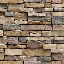 3D Simulation Brick Wall Sticker,Rustic ...