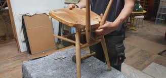 How to Repair an Old Wooden Chair Furniture Woodworking