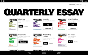quarterly essay android apps on google play quarterly essay screenshot