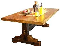 dining tables black trestle dining table rustic outstanding mountain reclaimed wood base within reclaim