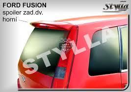 <b>Спойлер на крышу багажника</b> Ford Fusion. Купить спойлер на ...