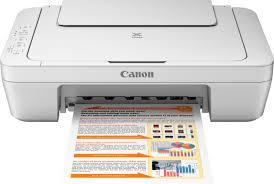 canon pixma mg2570 all in one inkjet printer