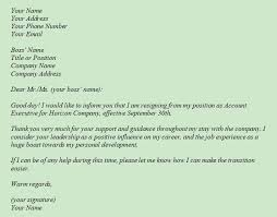 Sample Of Resignation Letter From Jobs How To Write A Proper Resignation Letter Dubai Ofw